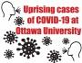 Uprising of COVID at Ottawa University