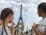 Travel adventures: Paris, from arc to tower