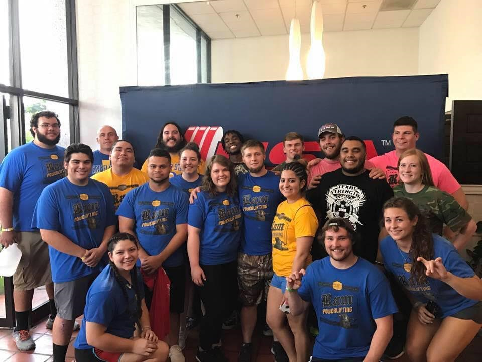 Powerlifiting Club brings home three top finishes