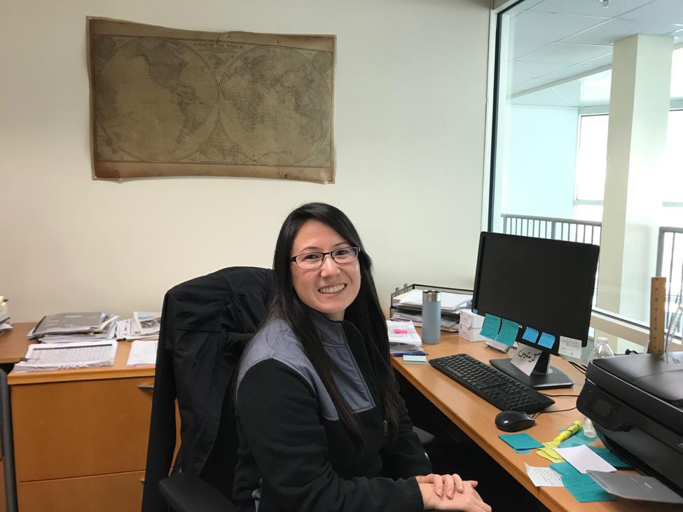 FAMU professor uses upbringing as inspiration for her career