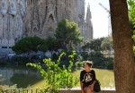 Travel adventures: Visiting Barcelona
