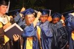 Seniors graduate into unchartered area