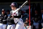 Baseball Splits Double-Header with Rutgers-Camden, Venturino Breaks Career Hits Records