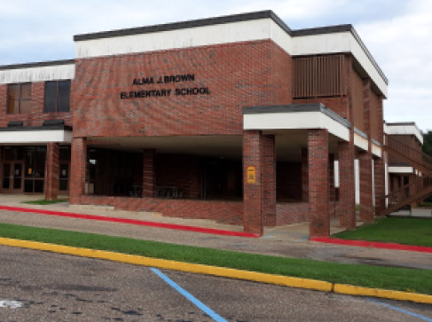 Criminal Justice Department to move into former Alma J. Brown Elementary building