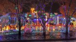 The best place in Kansas to see Christmas lights