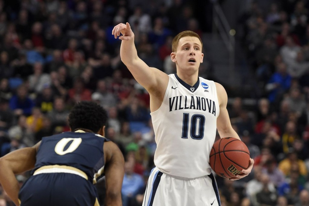 Villanova feels sting of Wisconsin's late-game heroics