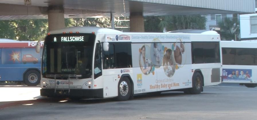 StarMetro receives a $1,000,000 grant for zero emission busses