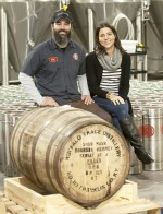 Gnarly Barley celebrates a university, a brewery, a partnership