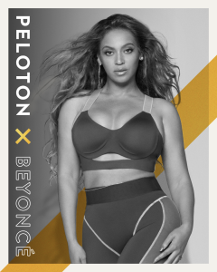 GSU begins partnership with Peloton and Beyonce