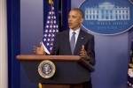 Obama Says Country is Better Off Than Eight Years Ago