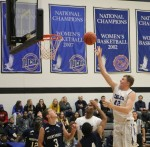 Eagles soar over Mustangs