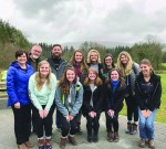 Tech students travel to Scotland