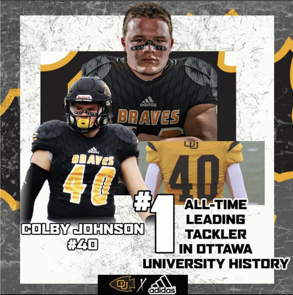 Profile of the Week: Colby Johnson