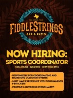 Sports Coordinator