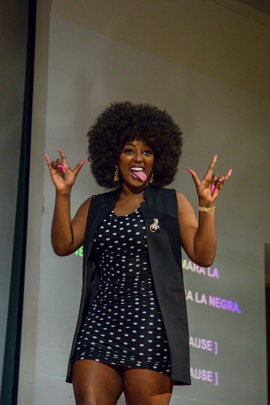 La Negra Shaped By Family Sacrifice Discipline The Oracle