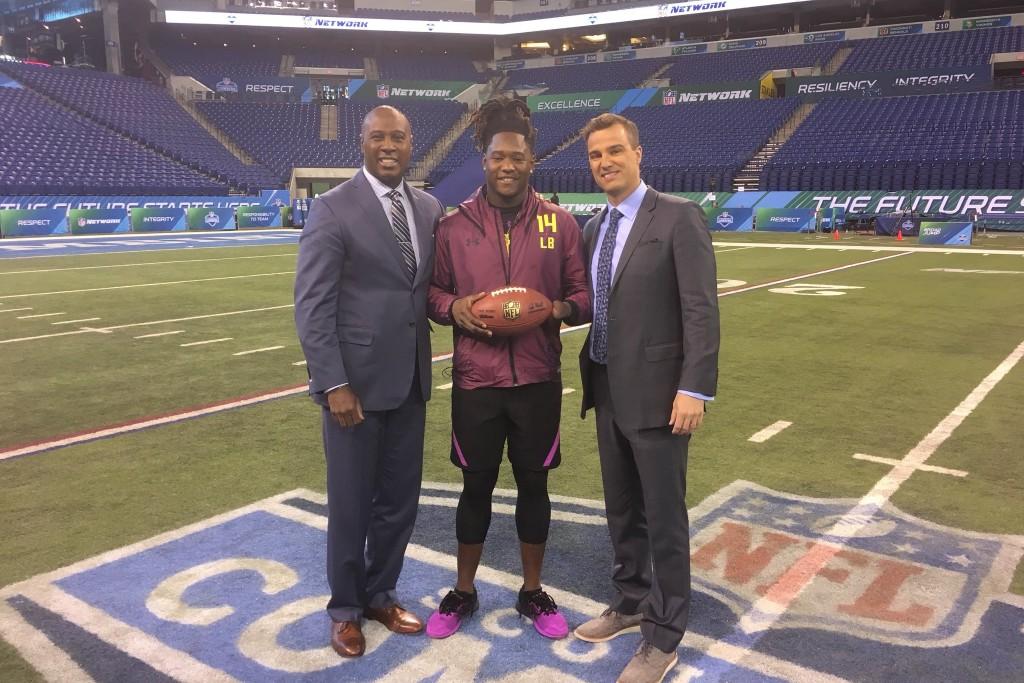 9c7d8c2d Shaquem Griffin creates plenty of buzz in the NFL Draft | ramaponews