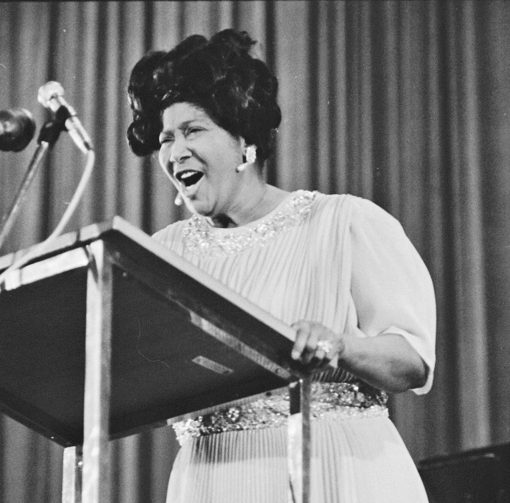 New Mahalia Jackson biopic to be filmed in Chicago | districtchronicles
