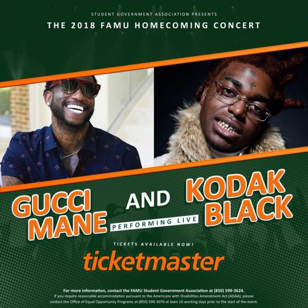 FAMU Homecoming less than a month away | thefamuanonline