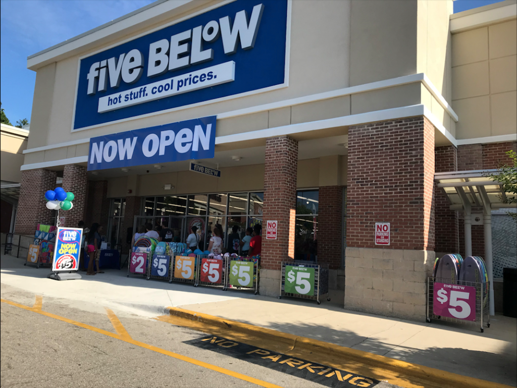 Five Below Opens In Tallahassee Thefamuanonline