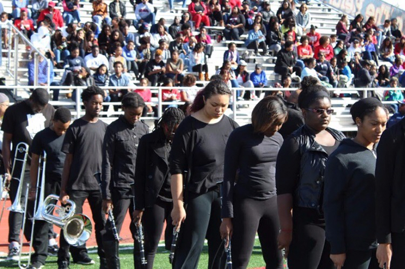 Protests Force Howard To Pay Marching Band Districtchronicles