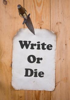 Menulis Dan Hidup, Atau Mati Ditelan Zaman?