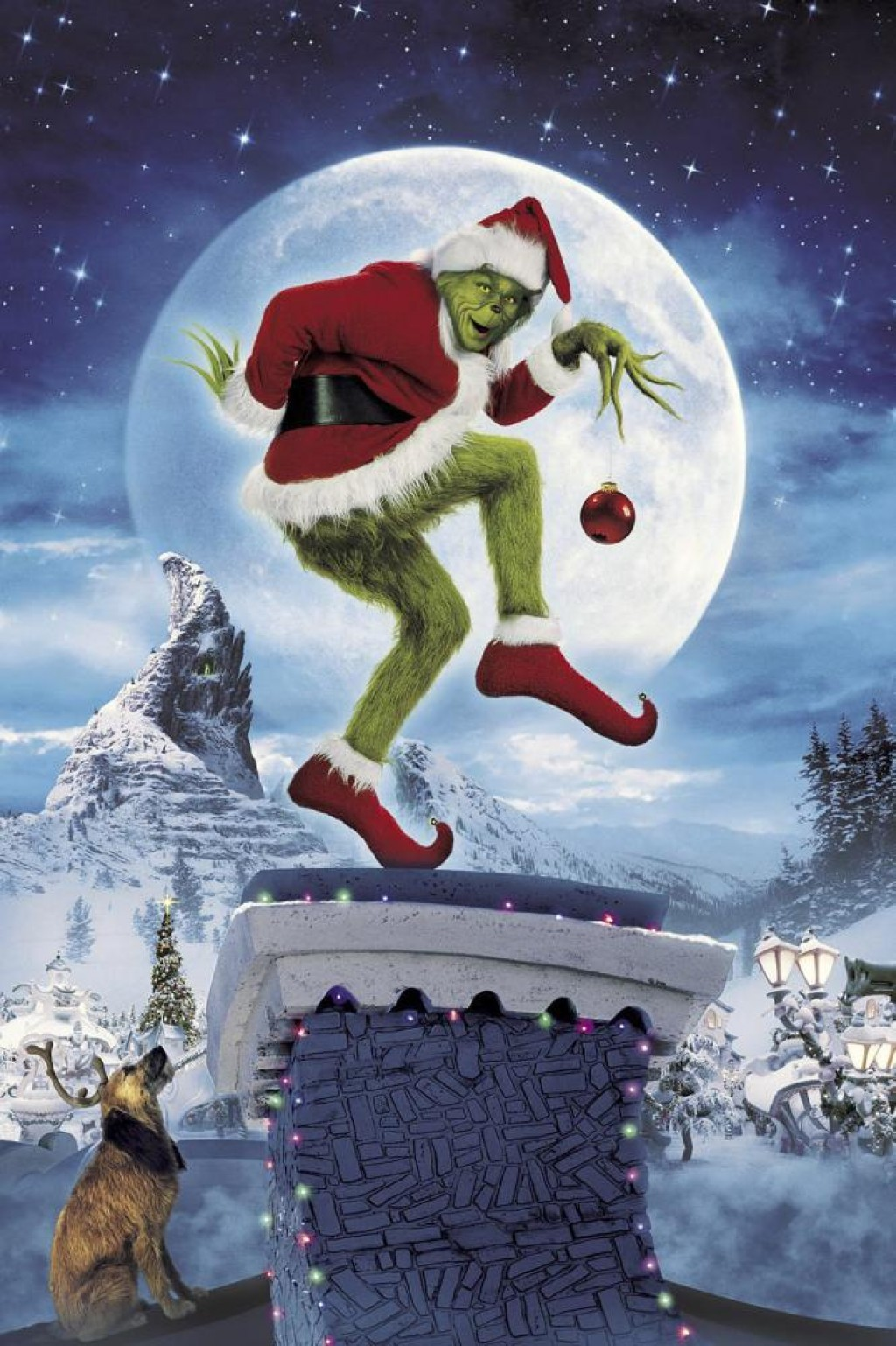 How The Grinch Stole Christmas Jim Carrey.Holiday Classic How The Grinch Stole Christmas